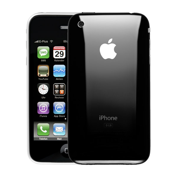 Apple iPhone 3GS - 16GB - Schwarz