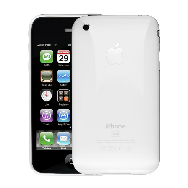 Apple iPhone 3GS - 16GB - Weiss