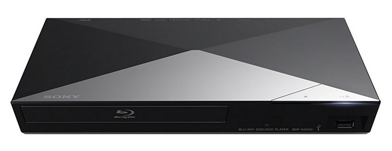 Sony BDP-S4200 3D Blu-ray-Player - Schwarz