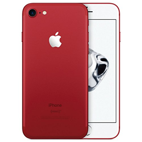 Apple iPhone 7 - 256GB - rot