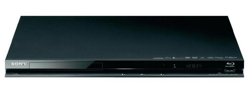 Sony BDP-S370 Blu-ray Player - Schwarz
