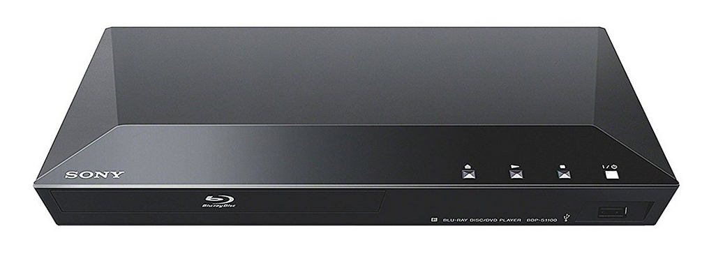 Sony BDP-S1100 Blu-ray-Player - Schwarz