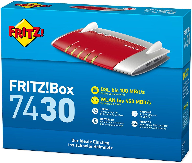 AVM FRITZBox 20 WLAN Router online verkaufen   Rankauf.de