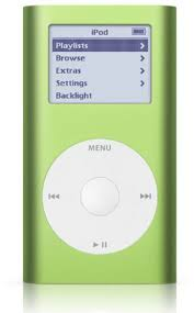 Apple iPod mini - 6GB - Grün